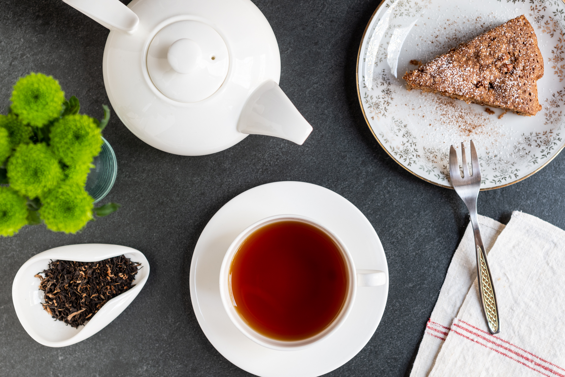camellia, il tempo del tè